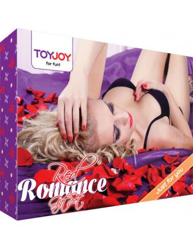 JUST FOR YOU RED ROMANCE GIFT SET - Imagen 1