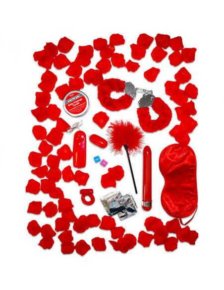 JUST FOR YOU RED ROMANCE GIFT SET - Imagen 3
